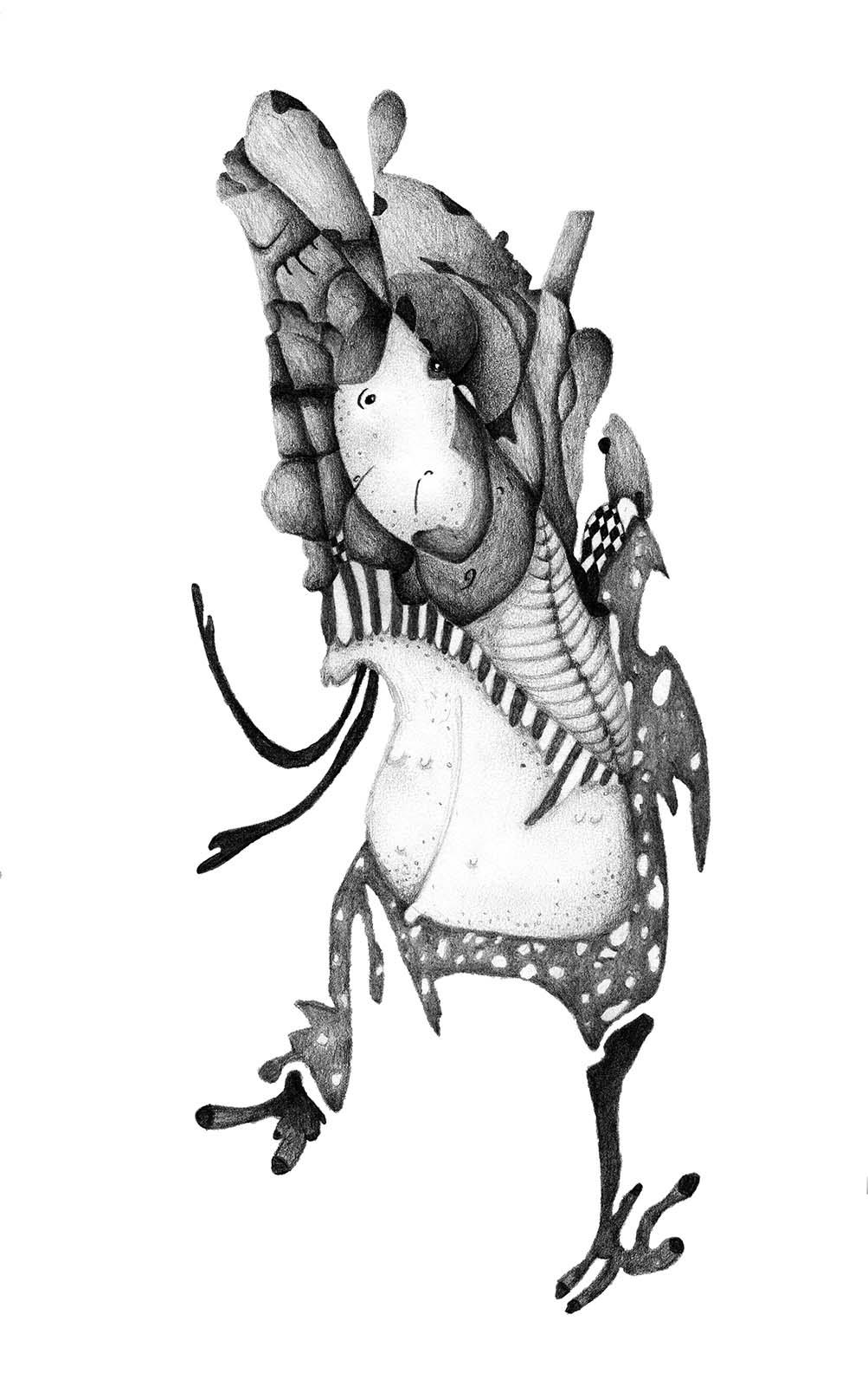 Drawing Jem Ham Portfolio